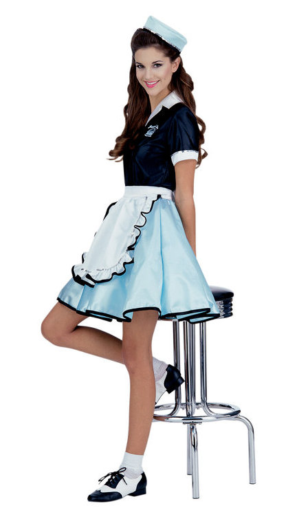 Project Hostess/Waitress on Pinterest | Roller Skating Pin Up and Cou2026