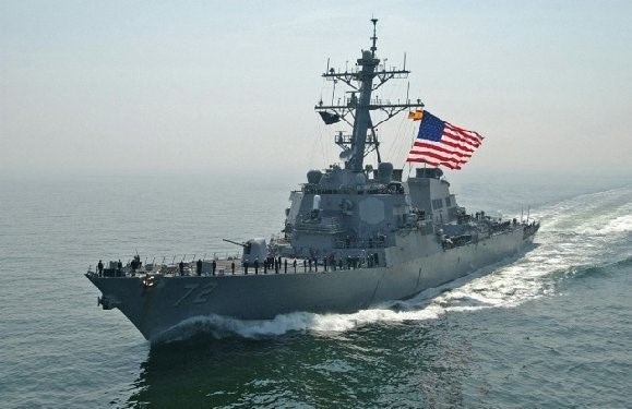 USA Destroyer
