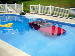 red-car-pool